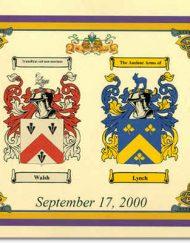 Anniversary-Gothic border 2 CoA A4 PDF