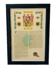 Armorial Coat of Arms & History