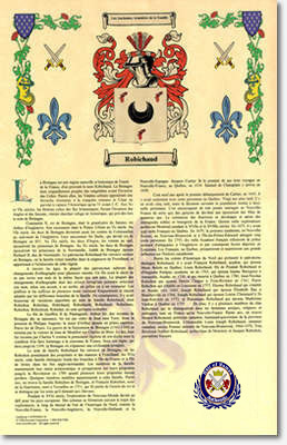 Coat of Arms & Surname History PDF