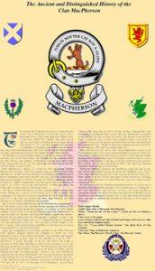 Scottish Clan Badge & Surname History PDF